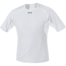 GORE WEAR M Gore Windstopper Baselayer T-shirt Homme, light grey/white
